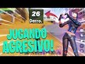 26 KILLS! Jugando AGRESIVO para recuperarme 😡 | Creative Destruction PC