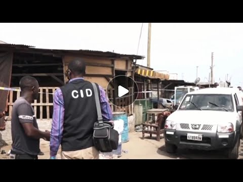 WHY THE POLICE BULLION VAN DRIVER WAS K1LL.D