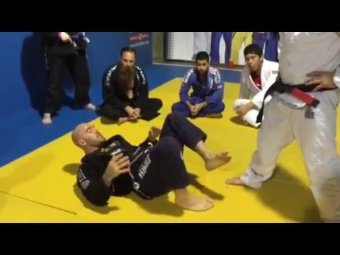 Fundamentals for Open Guard in BJJ