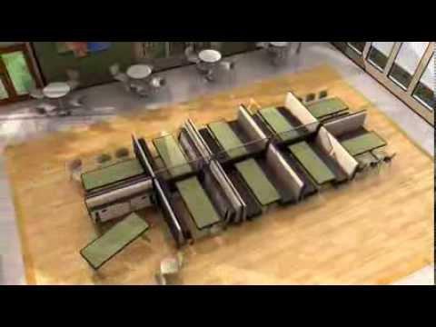 Palmer Hamilton - Animated Furniture Demo