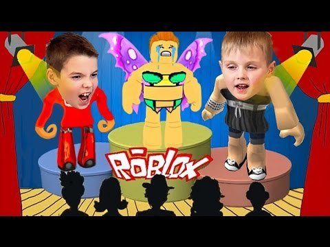 ROBLOX ПОКАЗ МОД ФЭШЕН Приключения мульт героя  развлекательное видео для детей Клубника Геймс