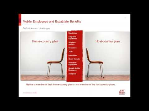 How to Deal With the Complexity of Global Mobility - Generali