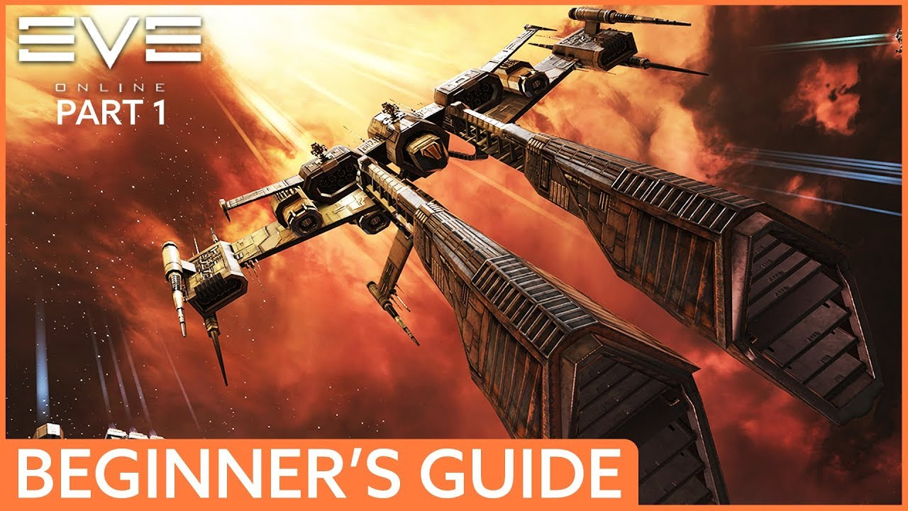 Eve Online Free-to-Play Beginner's Guide | Part 1