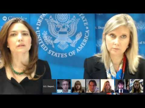 Google+ Hangout on International Education and the Value of Exchange Programs