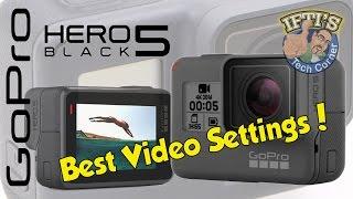 Video GoPro Hero 5 Black - My Preferred Settings for Best Video Capture! download MP3, 3GP, MP4, WEBM, AVI, FLV Oktober 2018