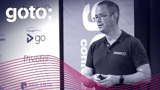 GOTO 2018 • Microservice Message Routing on Kubernetes • Frans van Buul