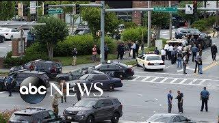 5 killed, several injured in Maryland newsroom shooting: Police
