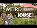 Weird 100 Year Old Farmhouse Tour