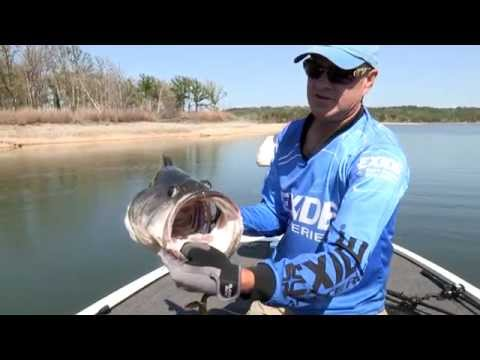 Fox Sports Outdoors SOUTHWEST #12 - 2014 Arbuckle Lake Oklahoma Bass Fishing