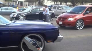 Texas Relays 2013 higland mall pt1