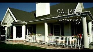 SAHARA - I WONDER WHY Official Teaser (3D Music) produced by COSTI 2011
