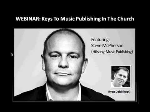 Keys To Music Publishing In The Church