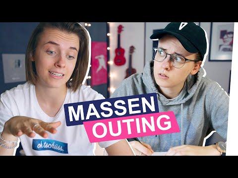 Massen Outing in der Schule | OKAY Eure Storys! #4