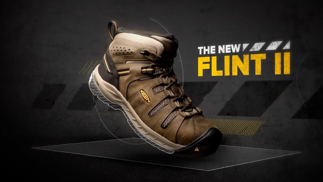KEEN Utility Flint II   SS20 - YouTube
