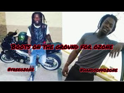Boots on the Ground for Othal Ozone Wallace