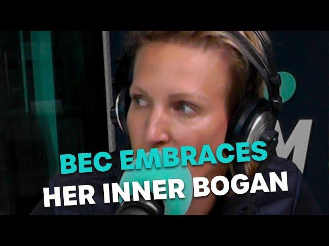 Bec Embraces Her Inner Bogan | Bec Cosi & Lehmo