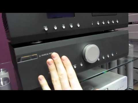 Amplificateur intégré Musical Fidelity M6i