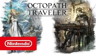 OCTOPATH TRAVELER - Paths of Ritual and Research (Nintendo Switch)