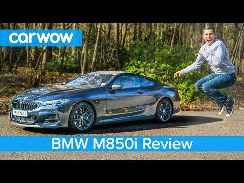 BMW M850i review - see why my NEW 8 Series is the ultimate GT car!