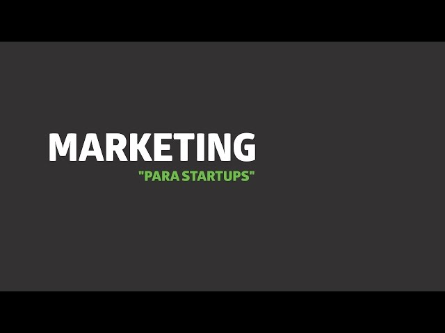 Marketing para Startups | UTEL Universidad