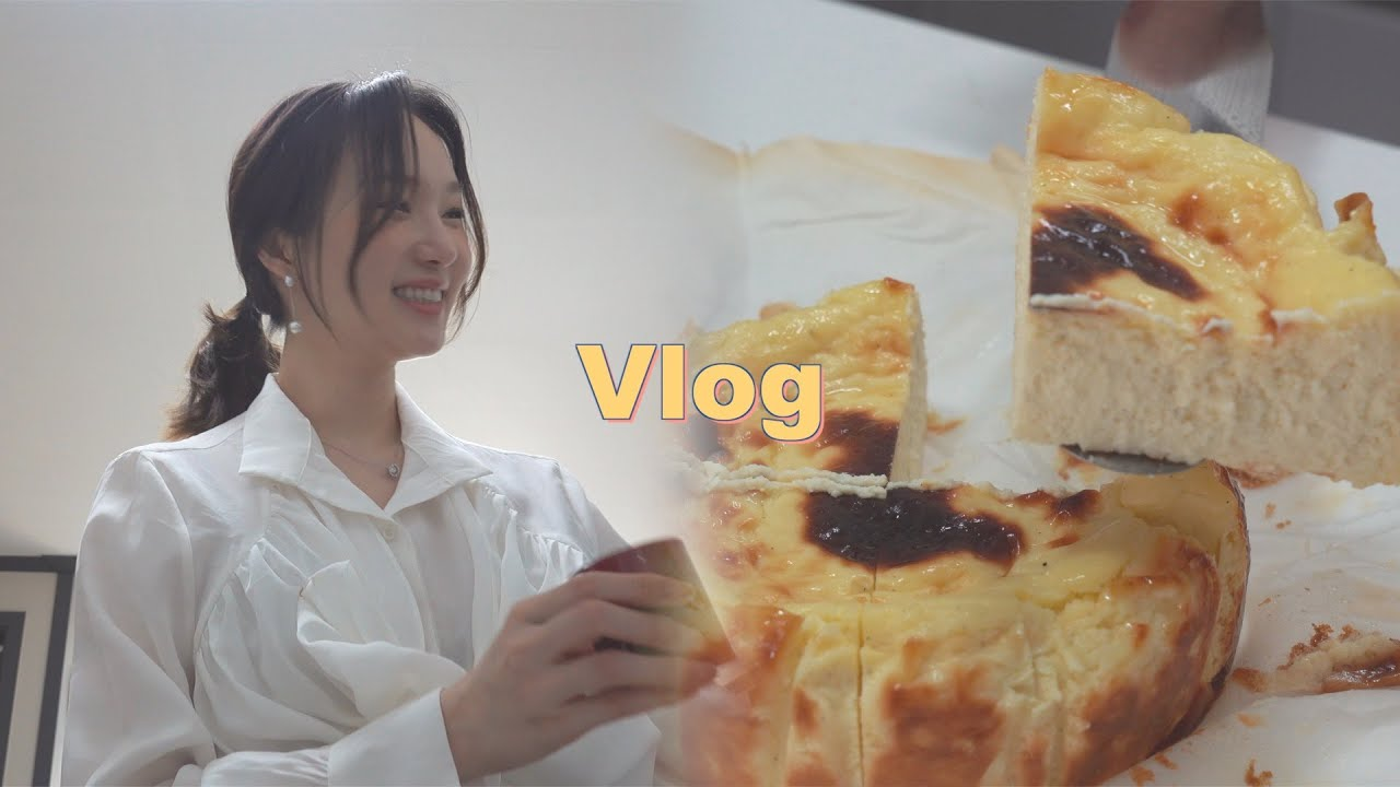 🥨Living alone diary with baking & cooking vlog | friends came to my house🌸