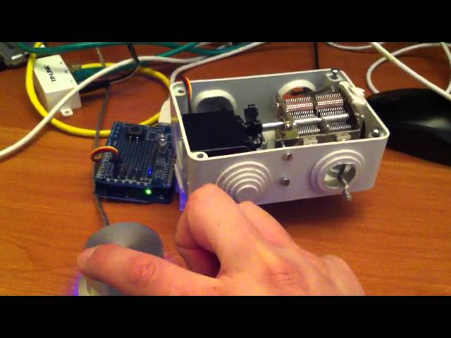 This Weekend: StepperPalooza! | The Free Range QRP DX-er