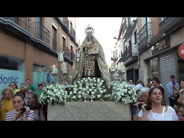 BCT Entre Azahares (Dos Hermanas) - Mi Cristo Moreno - Salida procesional de la Virgen del Carmen