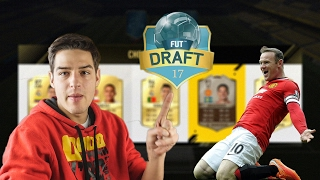 Христо играе: FIFA 17 FUT DRAFT!