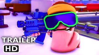PS5 - Worms Rumble Trailer (2020)