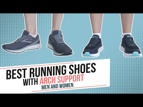 Running Shoes For Plantar Fasciitis: These Get the BEST Online Reviews (2020)