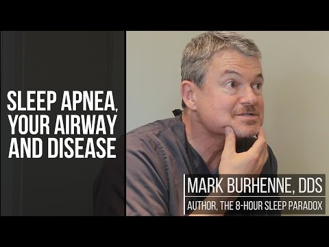 Mouth Breathing Problems & Snoring w/ Dr. Mark Burhenne