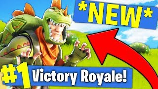 I CAN'T BELIEVE I WON WITH THIS SKIN!? l Fortnite Battle Royale!