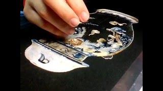 Nghệ thuật thêu tay thoăn thoắt của cô gái Đà Lạt