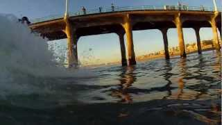 GoPro: Manhattan Beach Surfing