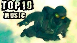 Repeat youtube video Metal Gear Solid TOP 10 Music