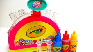 Crayola Marker Maker Playset - Diy Set - Make Your Own Color Markers
