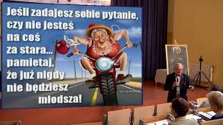 O seniorach w hospicjum - prof. dr hab. n. med. Krzysztof Bielecki
