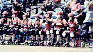 Dirty South Derby Girls vs. Nashville 3/24/2012