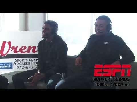 "Weldon High School Student Athletes KJ Bonner & James ""Tank"" Williams"