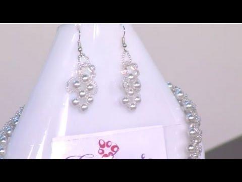 085abddc47dd Como elaborar en collar en perlas - Hogar Tv por Juan Gonzalo Angel -  YouTube