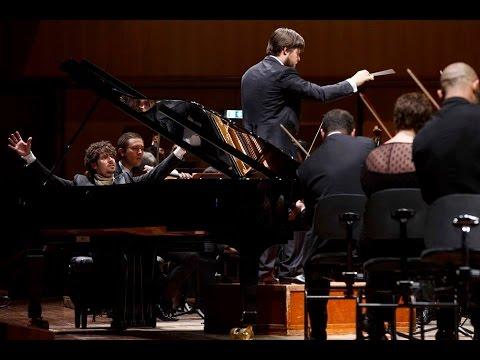 Federico Colli's debut at the Parco della Musica: Rachmaninov Piano Concerto no. 3 (live in Rome)