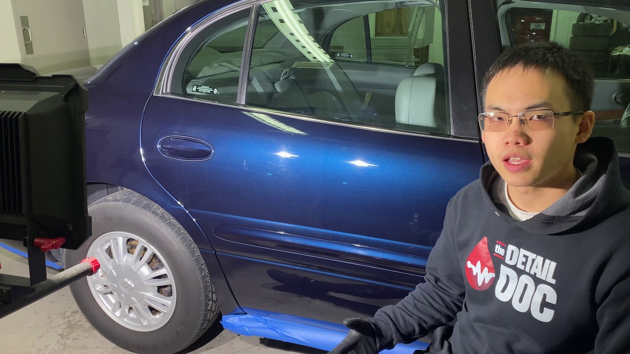 What Are The Different Levels of Paint Correction?