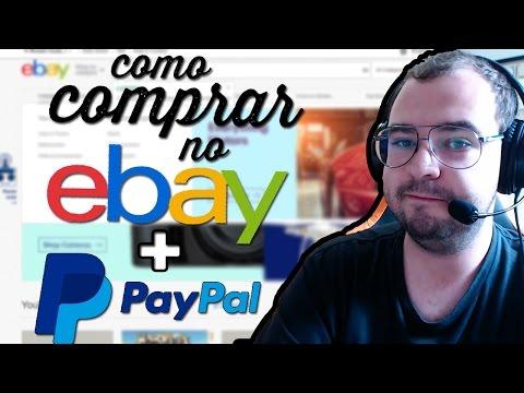 COMO COMPRAR NO EBAY COM O PAYPAL PASSO A PASSO DETALHADO + DICAS DE LOJAS DE GAMES - Tutorial