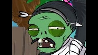Plants vs Zombies Ep5: A Shogun joins the fray!