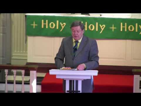 Dr. John Warwick Montgomery - A Lawyer's Defense of Christianity