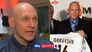 Thomas Gravesen tells the story behind his 'surprise' transfer to Real Madrid