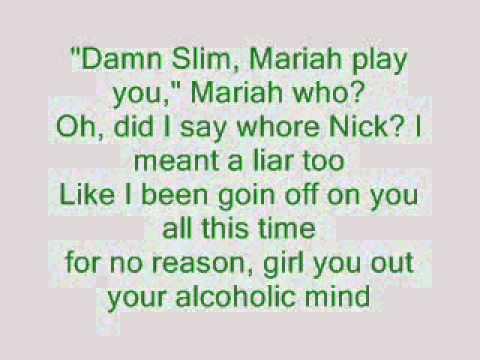 Eminem   The Warning Lyrics