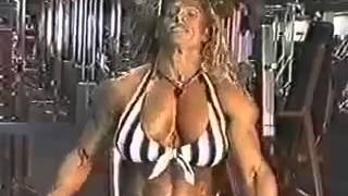 Chisty wolf    fitness muscle female