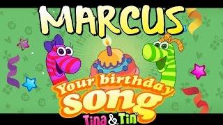 tinatin happy birthday marcus