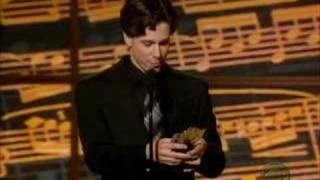 John Gallagher Jr gets 2007 Tony Award